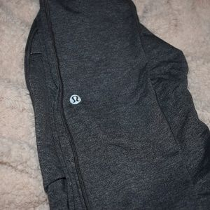 Lululemon Ash Gray Leggings